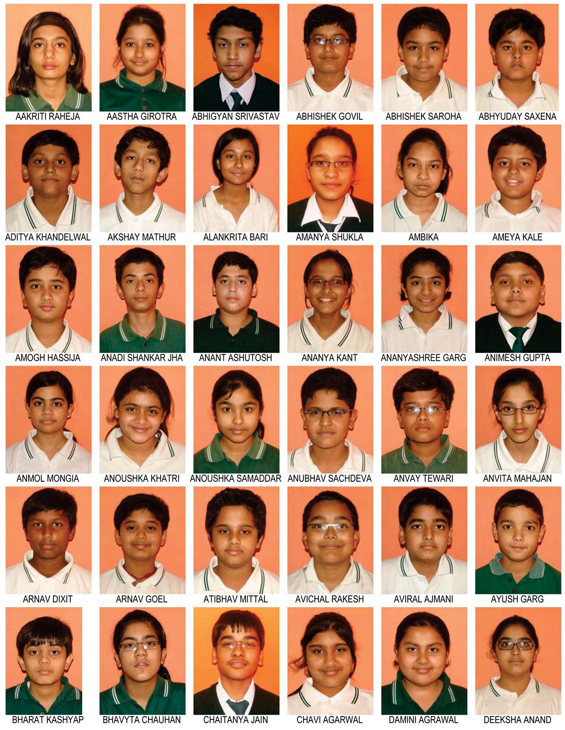 delhi public school r k puram new delhi 148 students scoring top scores a1 in all 5 subjects i e cumulative grade point average as 10