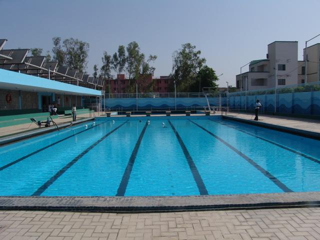 Sports Complex Infrastructure Delhi Public School R K Puram New Delhi