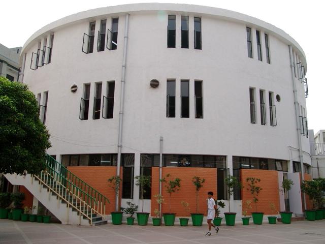 School Blocks - Infrastructure - Delhi Public School R K  Puram, New
