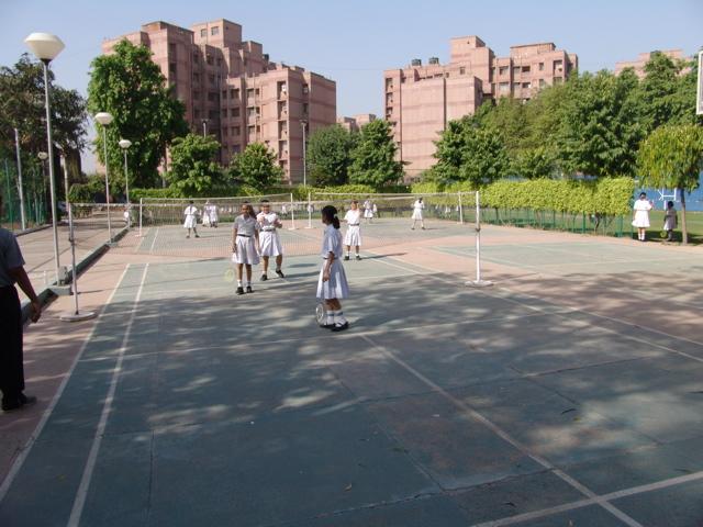 Sports Complex - Infrastructure - Delhi Public School R K  Puram